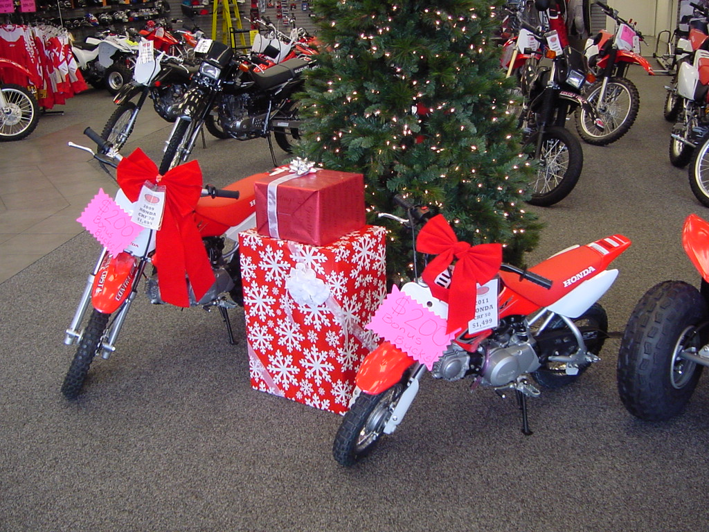 Honda dirt bike on sale | Contra Costa Powersports