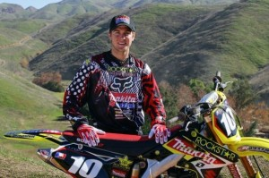 Ryan Dungey Suzuki RMZ450